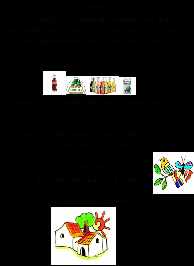 menu pg 5